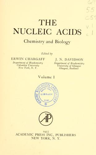Download The nucleic acids