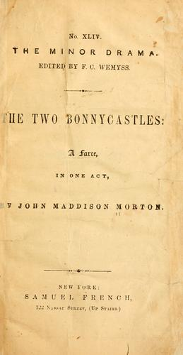 The two Bonnycastles