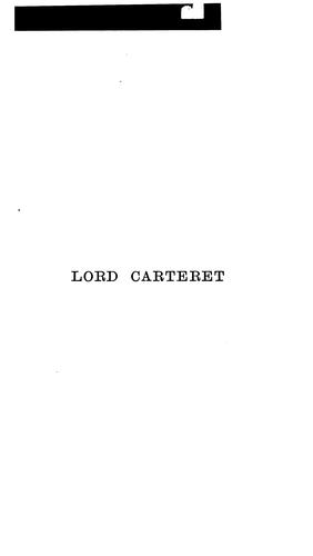 Download Lord Carteret