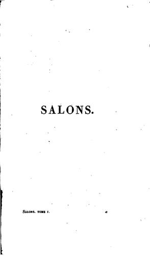 Download Salons.