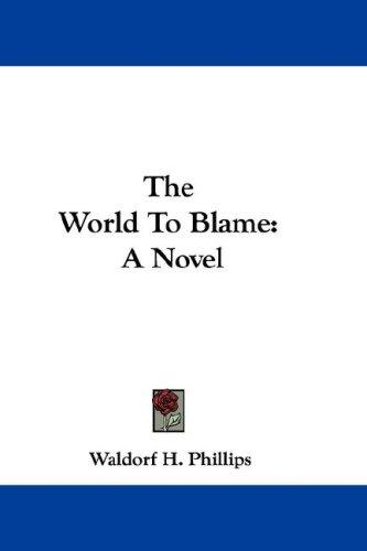 Download The World To Blame