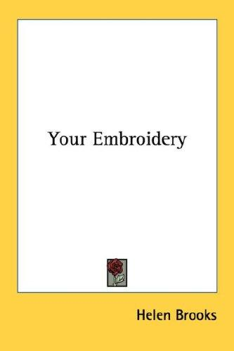 Download Your Embroidery