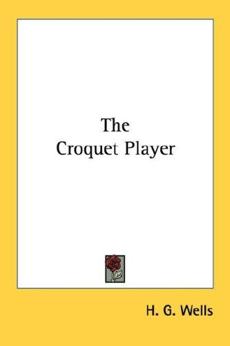 Download The Croquet Player