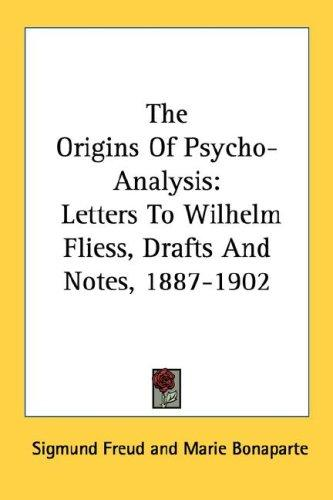 Download The Origins Of Psycho-Analysis