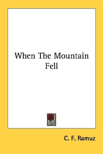 Download When The Mountain Fell