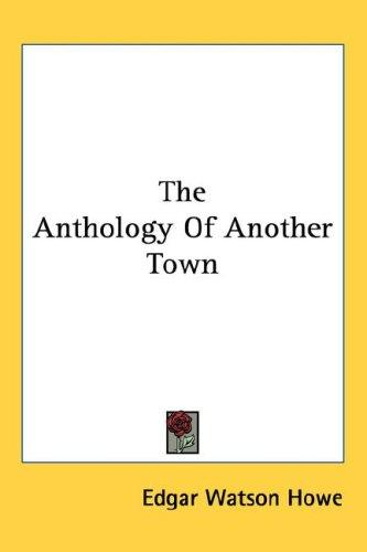 Download The Anthology Of Another Town