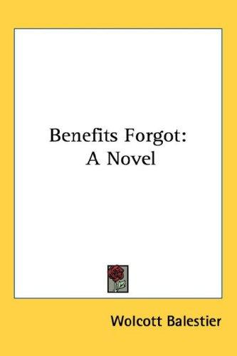 Benefits Forgot