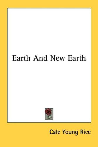 Earth And New Earth