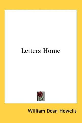 Download Letters Home