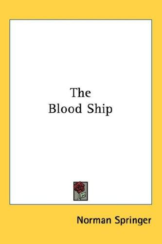 The Blood Ship