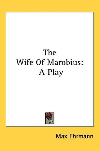 The Wife Of Marobius