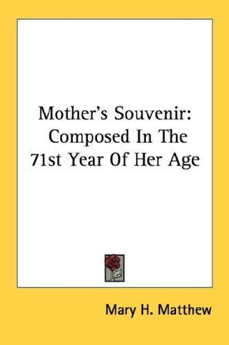 Mother's Souvenir