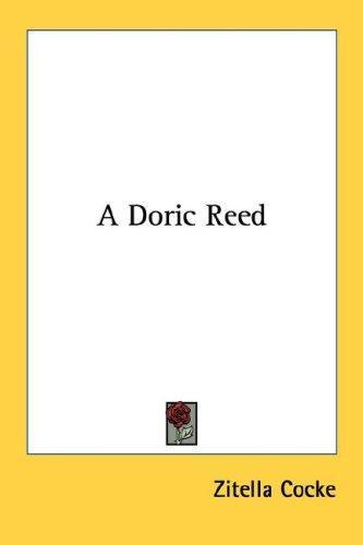 A Doric Reed