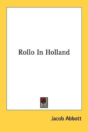 Rollo In Holland