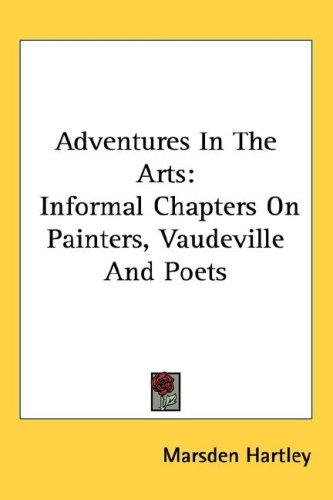 Download Adventures In The Arts