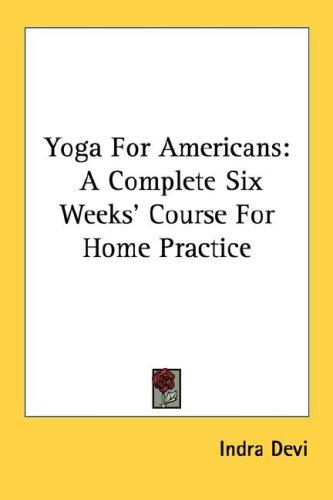 Download Yoga For Americans