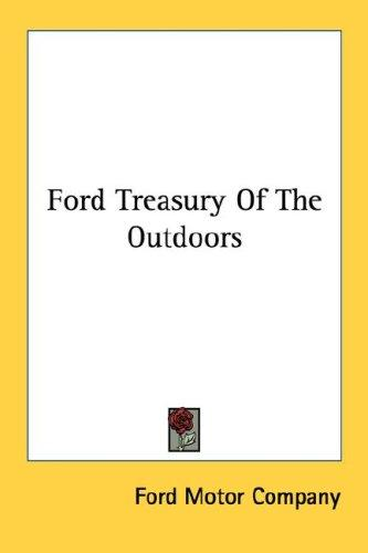 Ford Treasury Of The Outdoors