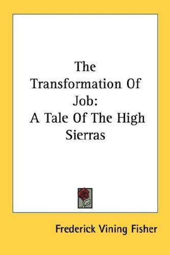The Transformation Of Job