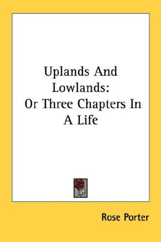 Download Uplands And Lowlands