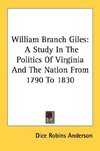 William Branch Giles
