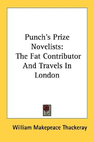 Punch's Prize Novelists