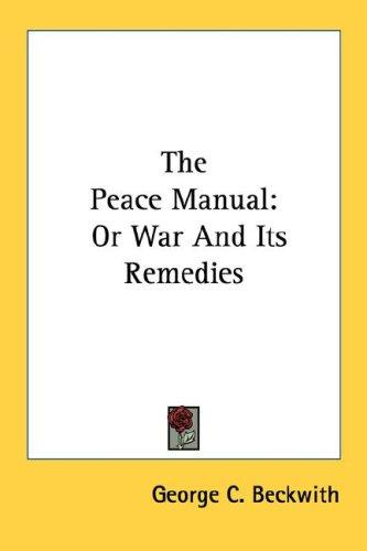 The Peace Manual