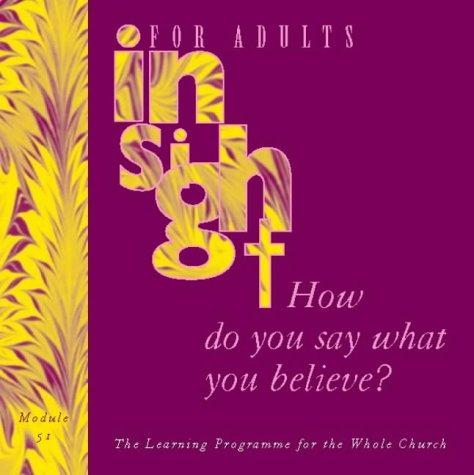 Download Insight (Insight for Adults)