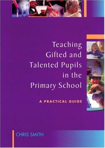 Download Teaching Gifted and Talented Pupils in the Primary School