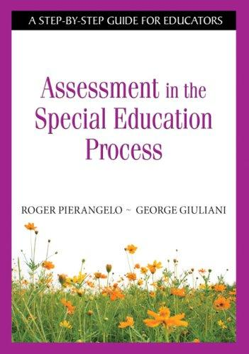Download Understanding Assessment in the Special Education Process