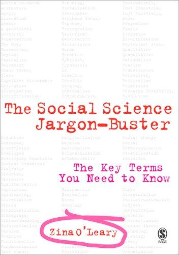 Download The Social Science Jargon Buster