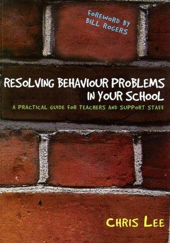 Download Resolving Behaviour Problems in your School