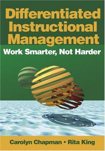 Download Differentiated Instructional Management