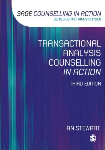 Download Transactional Analysis Counselling in Action (Counselling in Action series)
