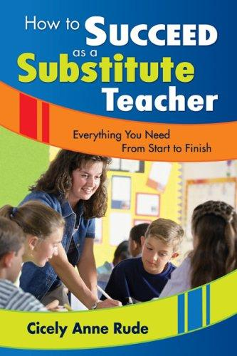 Download How to Succeed as a Substitute Teacher