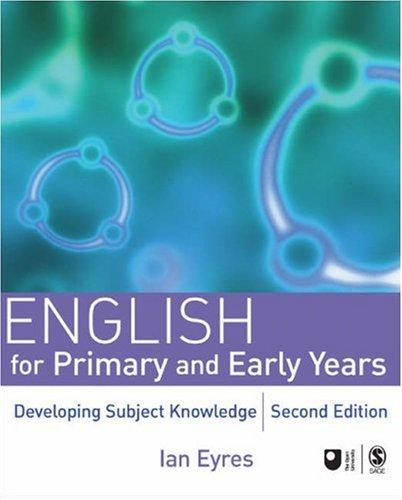 Download English for Primary and Early Years