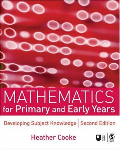 Download Mathematics for Primary and Early Years