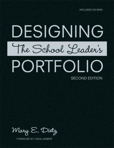 Download Designing the School Leader's Portfolio