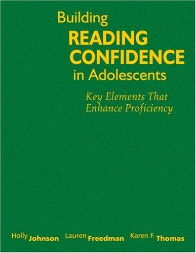Download Building Reading Confidence in Adolescents