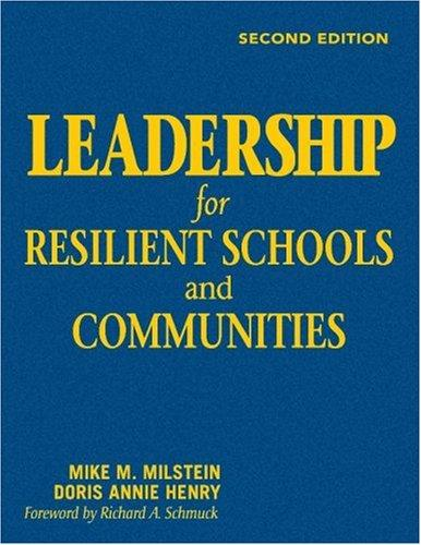 Download Leadership for Resilient Schools and Communities
