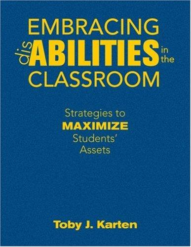 Download Embracing Disabilities in the Classroom