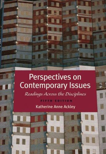 Download Perspectives on Contemporary Issues