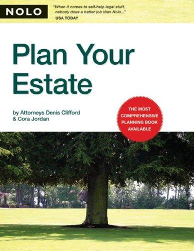 Download Plan Your Estate (Plan Your Estate National Edition)