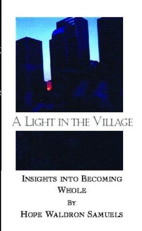 A Light in the Village, Sacharoff, Hope