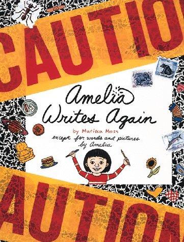 Amelia writes again!