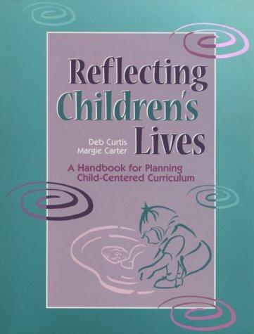 Reflecting children's lives by Debbie Curtis