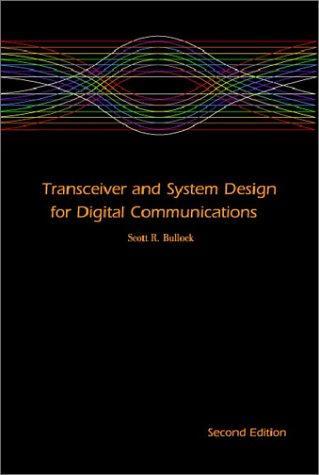 Download Transceiver and system design for digital communications