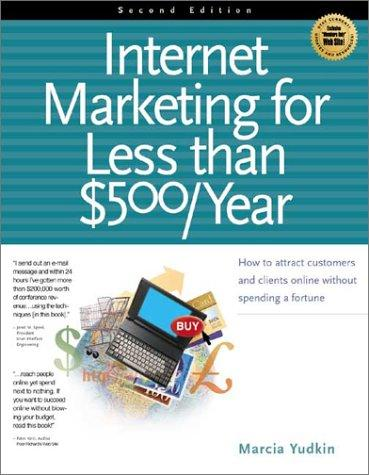 Download Internet Marketing for Less Than $500/Year