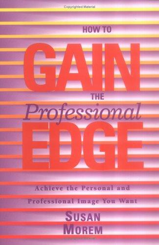 Download How to gain the professional edge