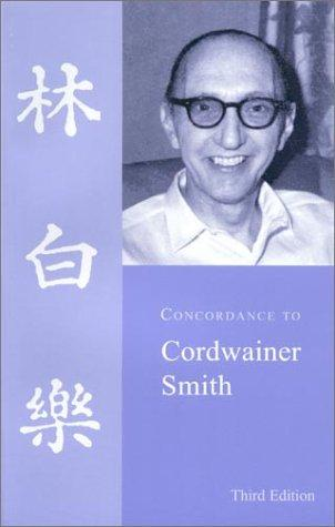Concordance to Cordwainer Smith