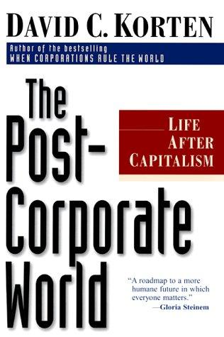 Download The post-corporate world
